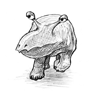 Hippo Creature