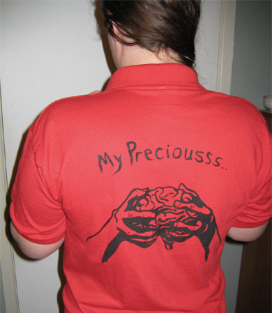 Precious Brain Shirt