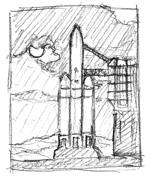 Delta IV Sketch