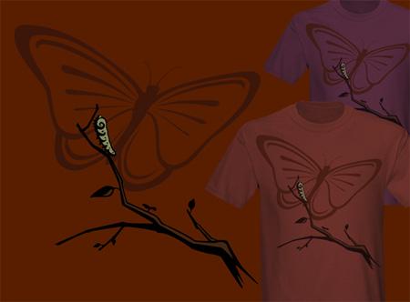 Butterfly Shirt: Final