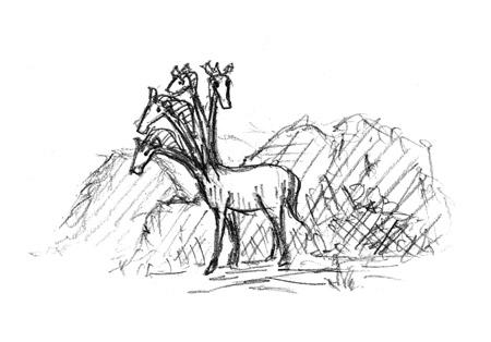 Hydrorse Sketch