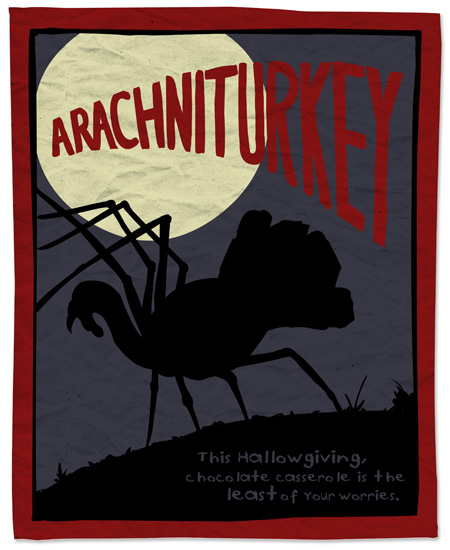 arachniturkey_poster