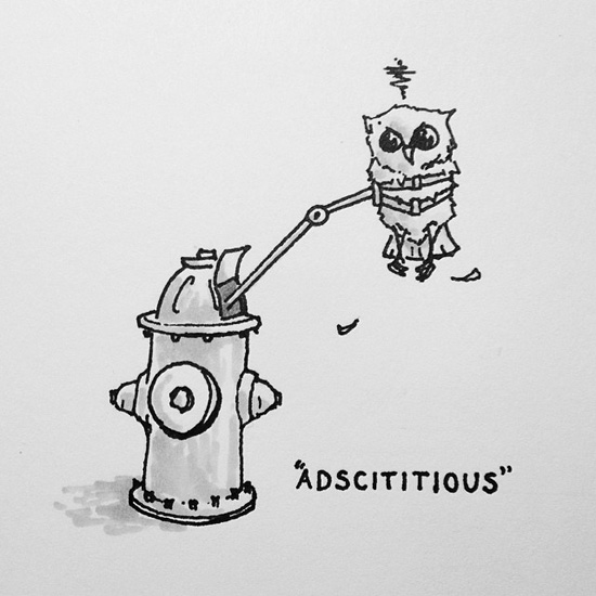 adscititious