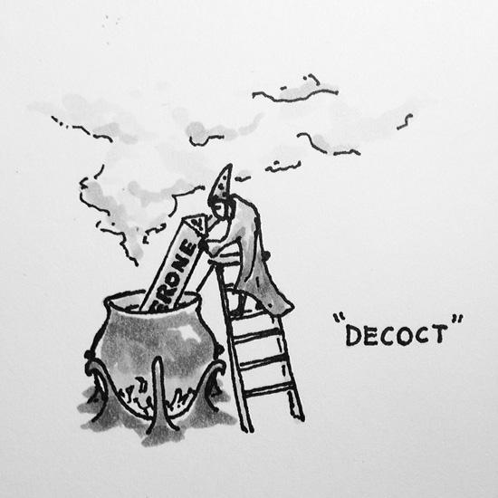 decoct